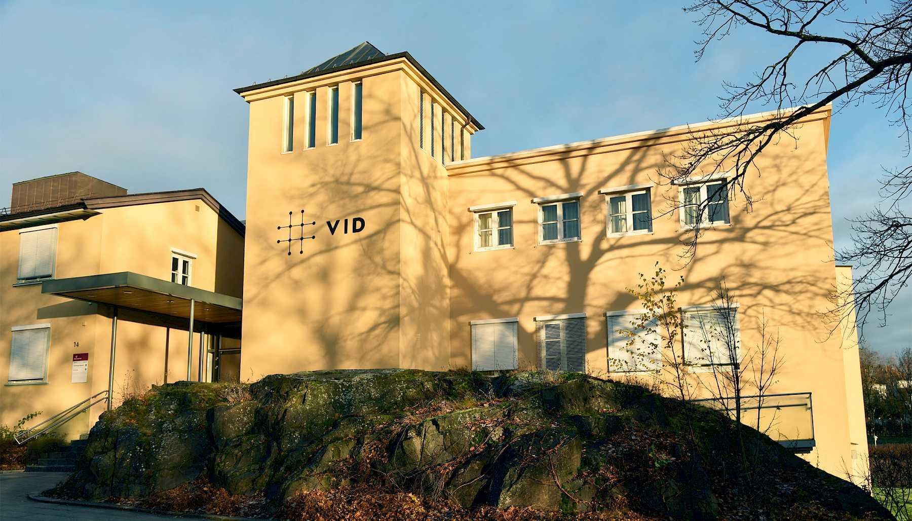 Oppdatert VID Oslo, studiested Diakonhjemmet - studiested - VID EA-01