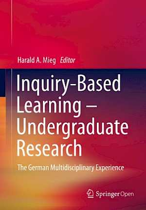E-bok: Inquiry-Based Learning - Undergraduate Research
