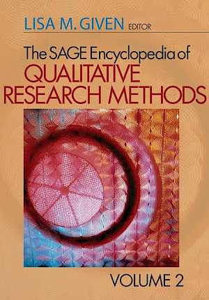 E-bok: The SAGE Encyclopedia of Qualitative Research Methods