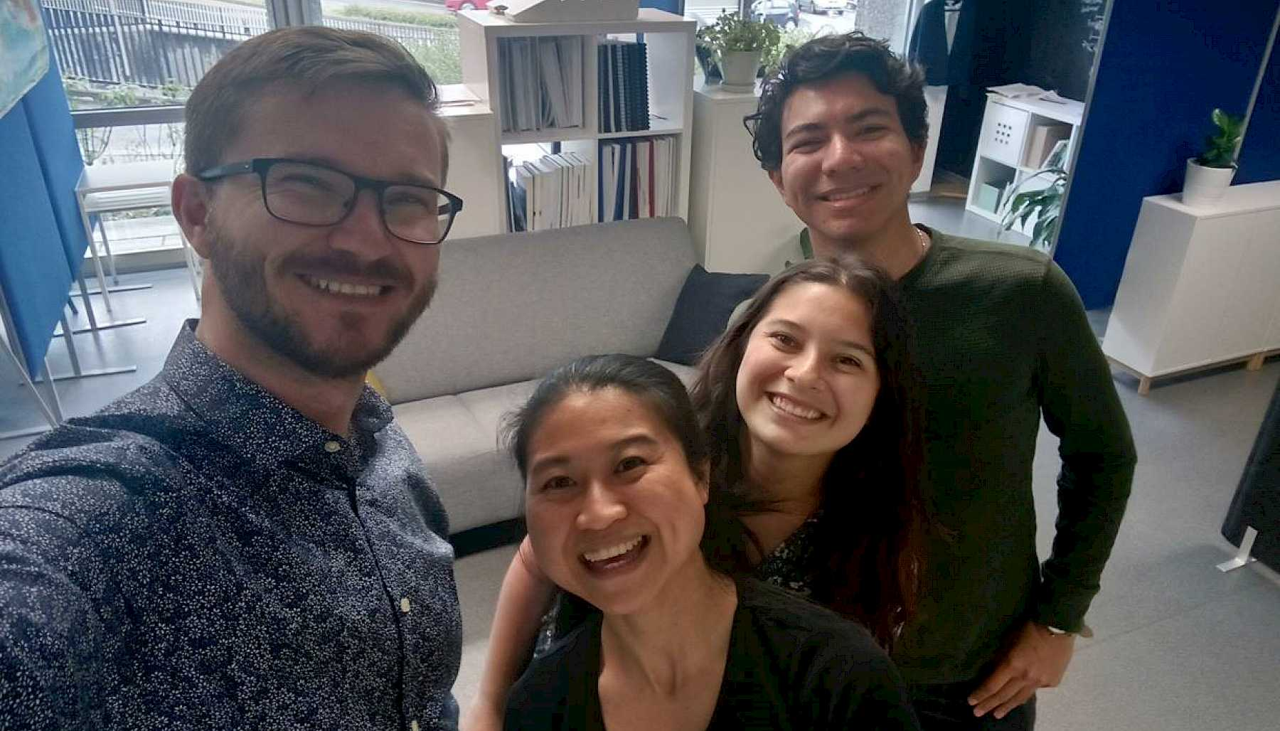 New Interns at Centre for Intercultural Communication